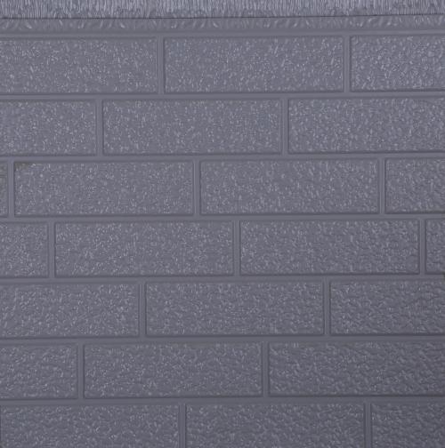 外墙面金属板系统