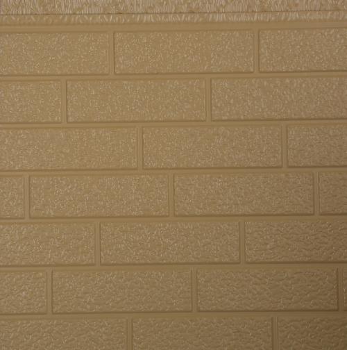 外墙金属压花保温板