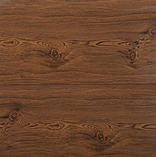 金属木纹雕花板