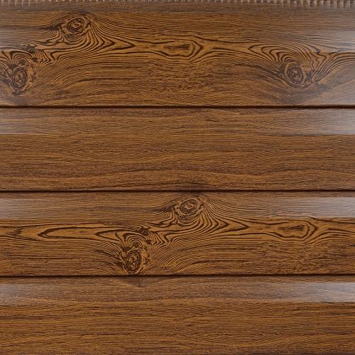 木纹外墙金属保温板