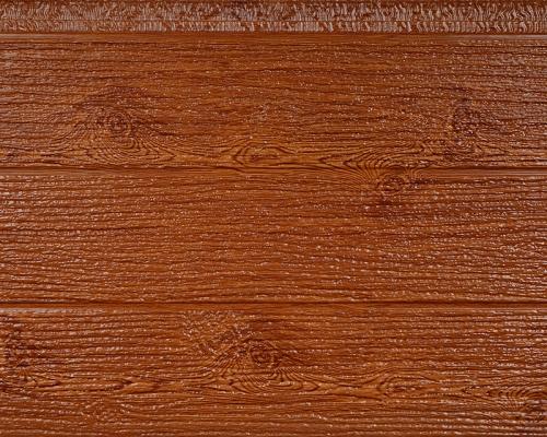 橡木纹金属雕花板