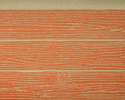 橡木纹外墙保温装饰板