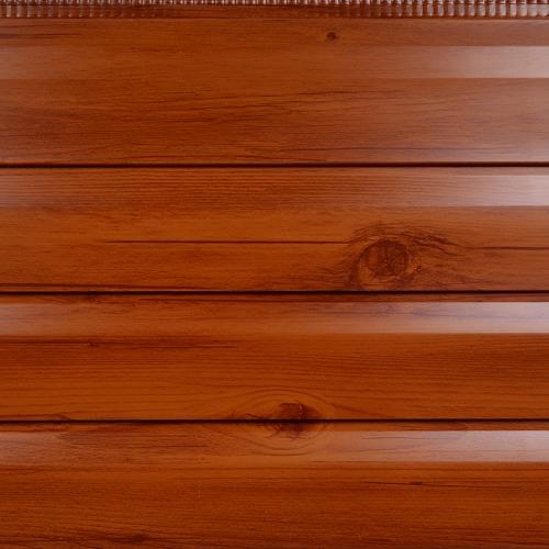 木纹金属雕花保温板
