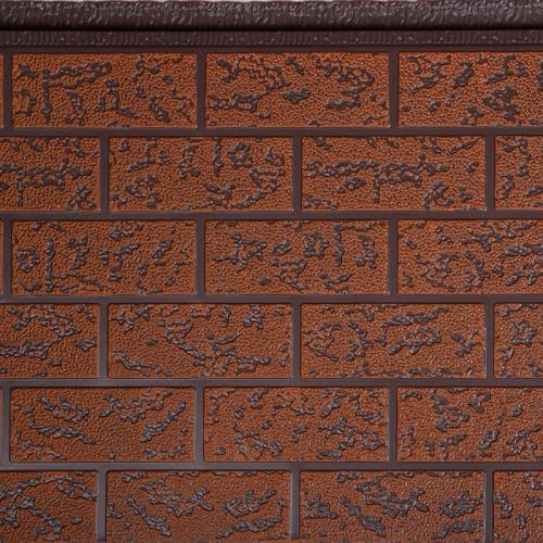 双色金属装饰保温板