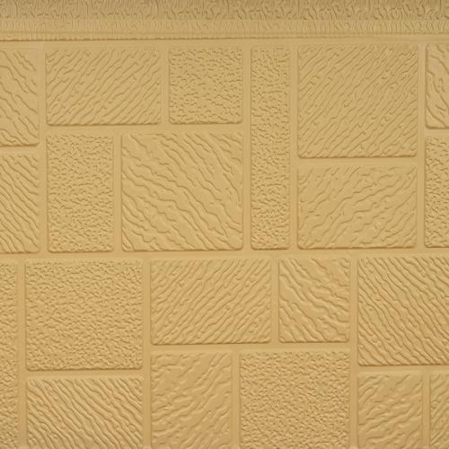 金属雕花外墙保温板