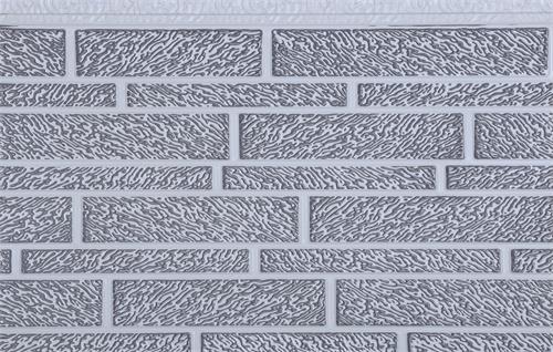多样的外墙保温装饰板